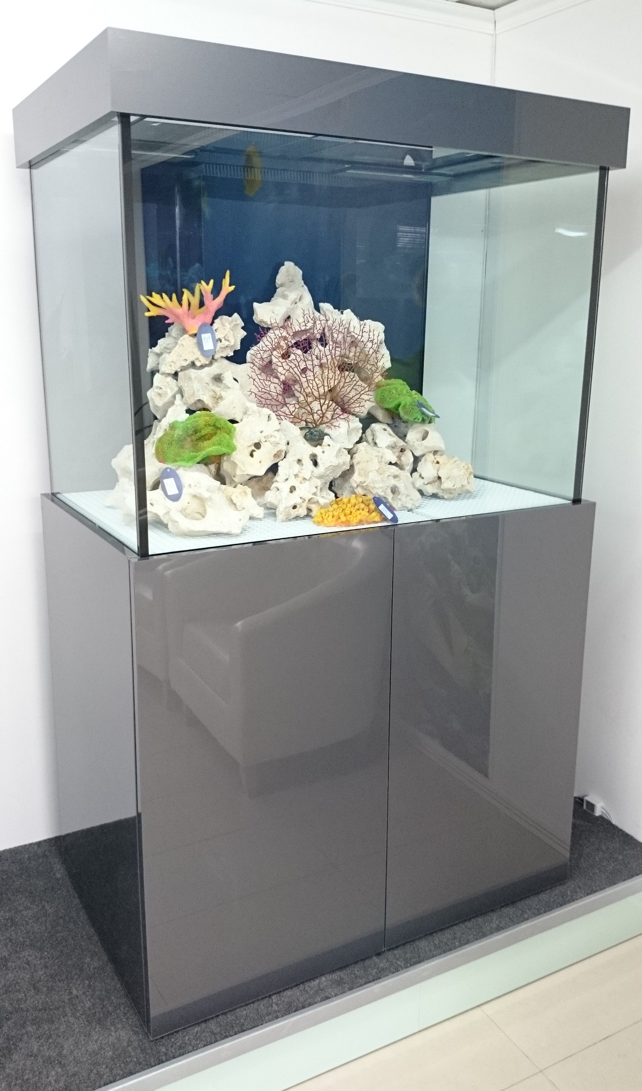 Aquarium Unterschrank 30 X 30 Marine Aquarium 36 Quotx30 Quotx24 Quot Modern Design Cabinet In High