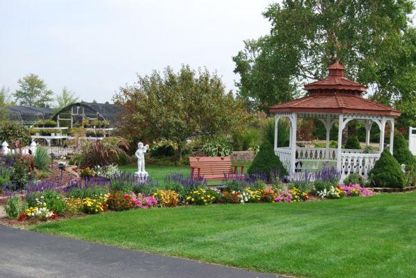 Gartengestaltung Beispiele - praktische Tipps und frische Ideen - gartengestaltung tipps