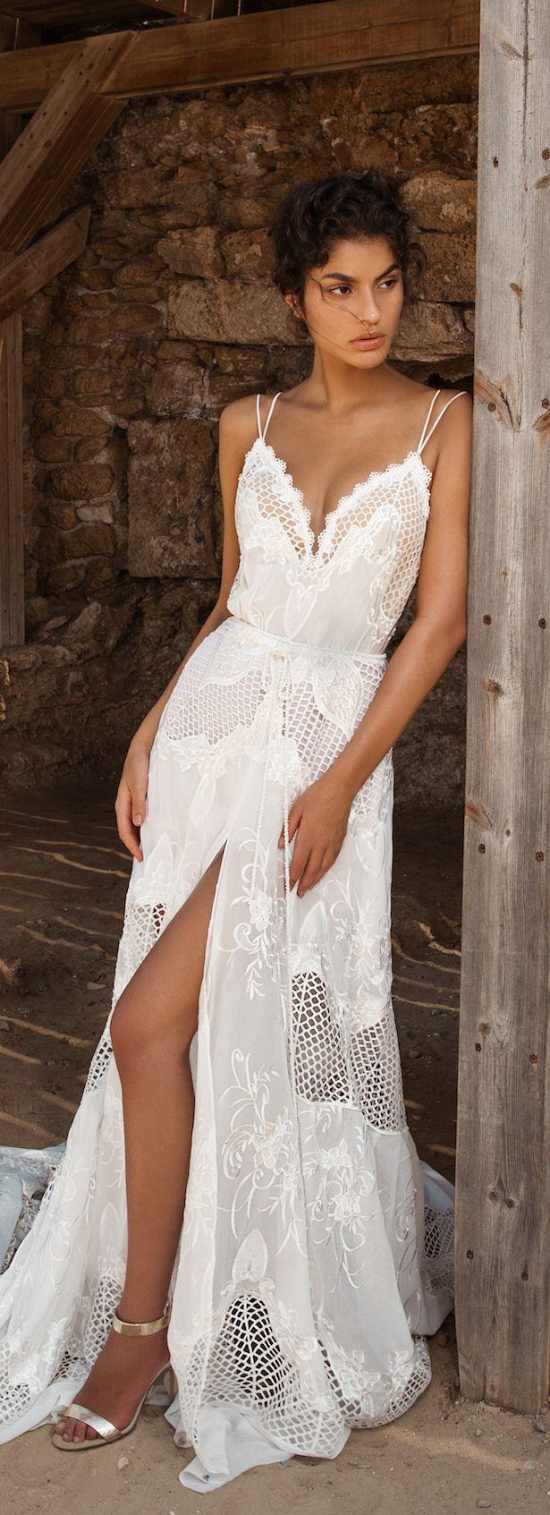 dresses for beach wedding GALA by Galia Lahav Collection NO III Wedding Dresses
