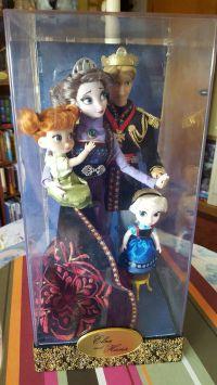 Disney Limited Edition Dolls | Disney Dolls & Figurines ...