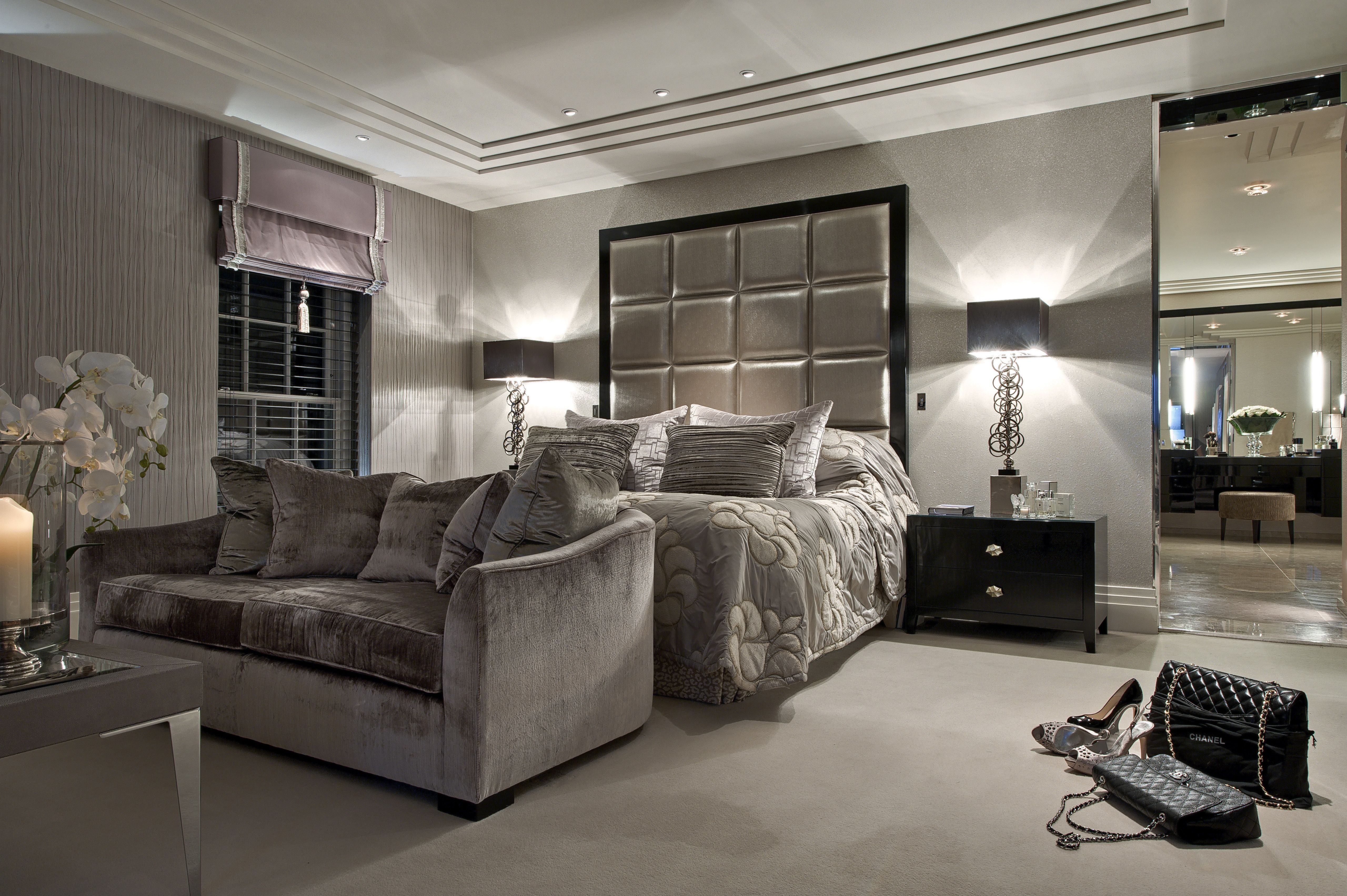 Interier Bedroom Master Bedroom Suite Hill House Interiors Homes