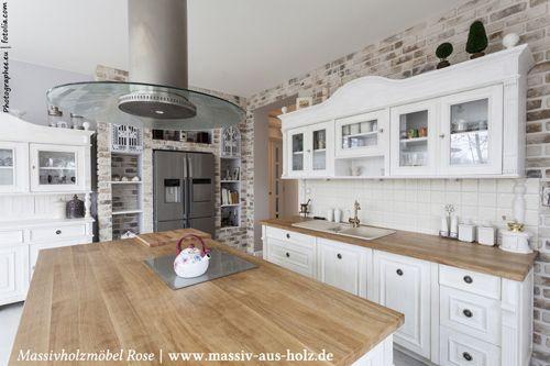 Landhaus Kueche Weiß Mediterran Italienisch Küche \ Esszimmer   Kuche  Esszimmer Mit Landhausstil