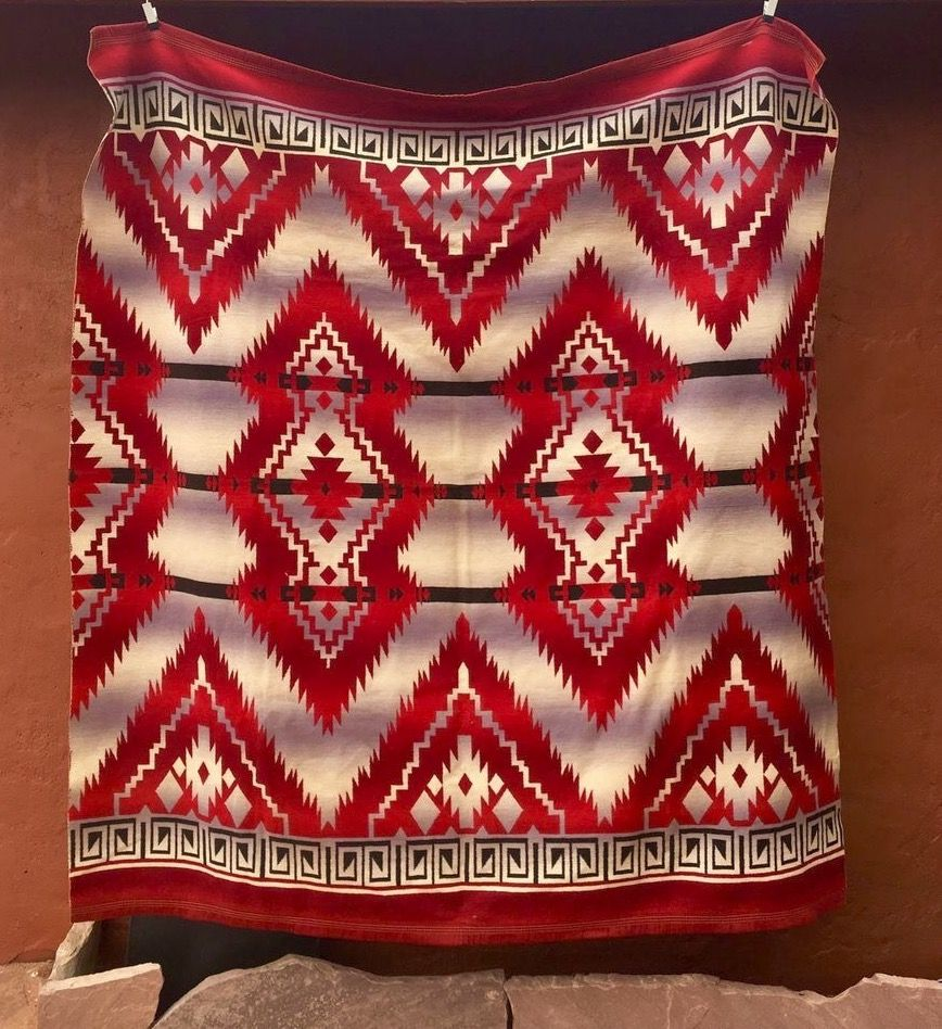 Camp Blankets Beacon OmbrÉ Camp Blanket Camp Trade Blankets And Navajo Rugs