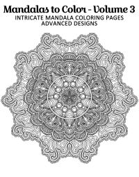 Free printable mandala coloring page from Mandalas to ...
