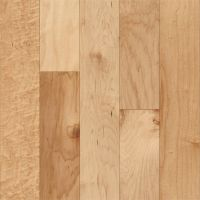 Style Selections 5-in W Prefinished Maple Locking Hardwood ...