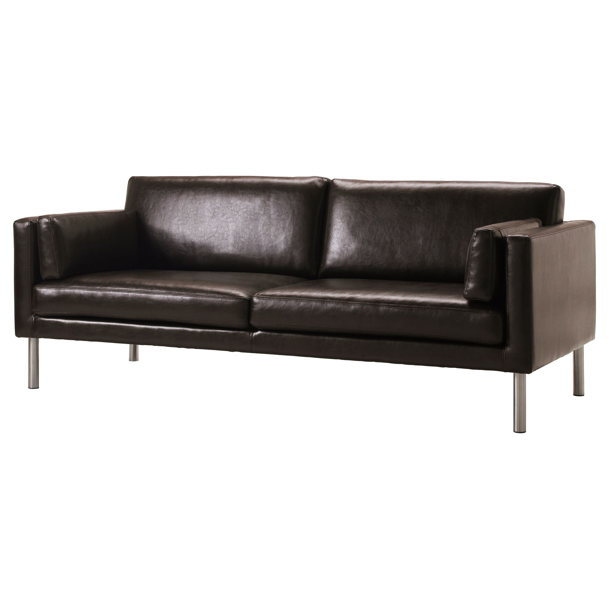Sofa Säter Ikea SÄter 2 5 Seat Sofa Fräsig Dark Brown 429 00 Article