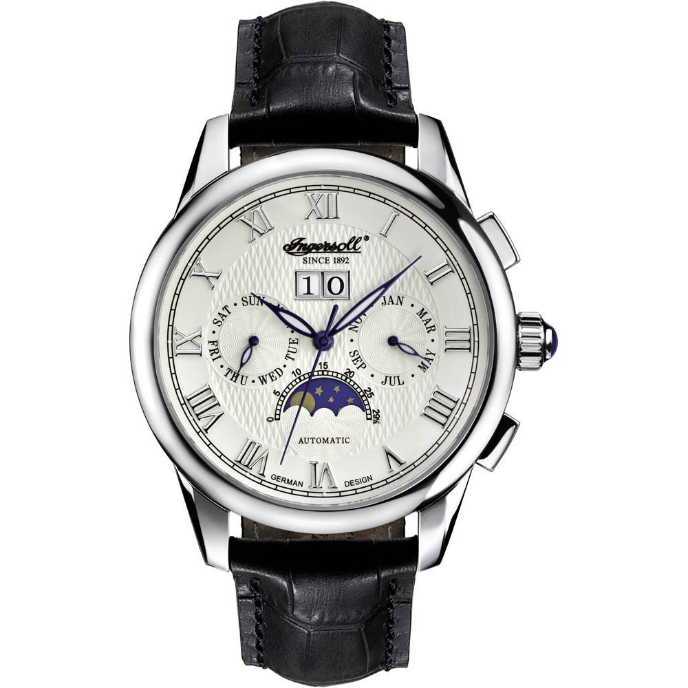 Ingersoll Automatik Mens-ingersoll-scott-automatic-moon-phase-watch-p6267-6874