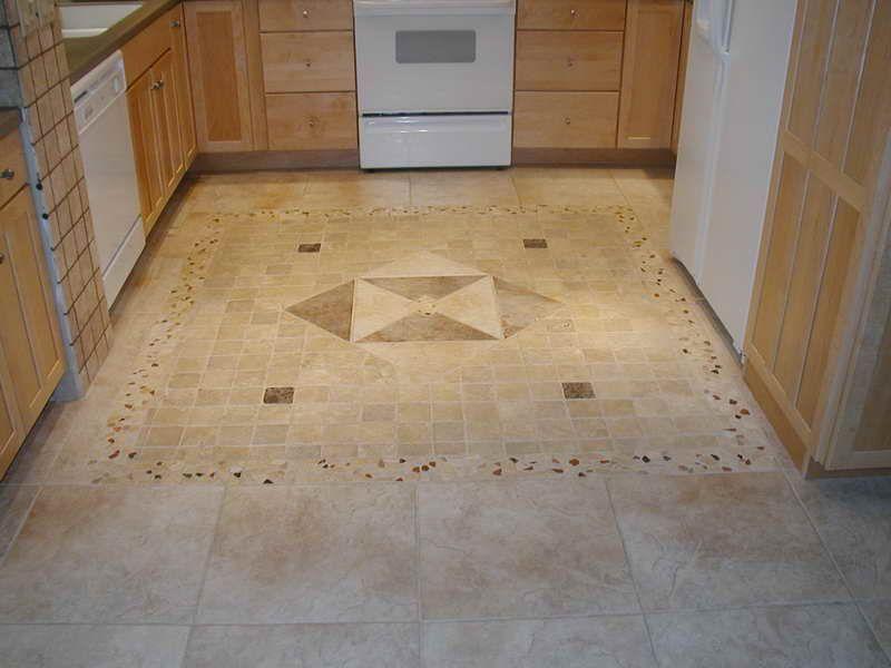 Decorative Kitchen Floor Tile Ideas Selection Home Decor Ideas - kitchen floor tiles ideas