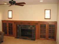 Craftsman Style Fireplace Mantels | Custom Arts and Crafts ...
