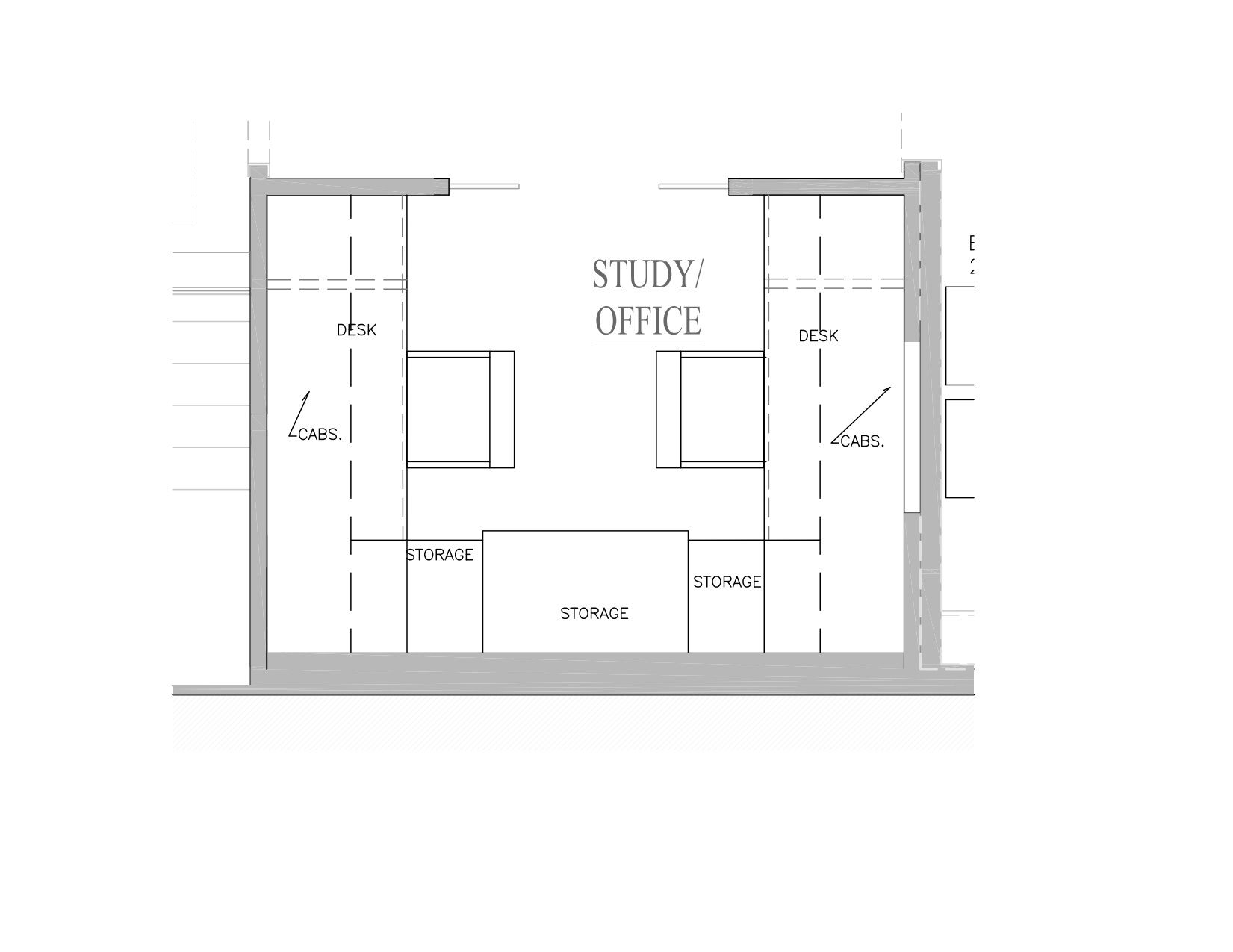 Home Office Space For Two Super Space Planning For A Two Person Home Office Space