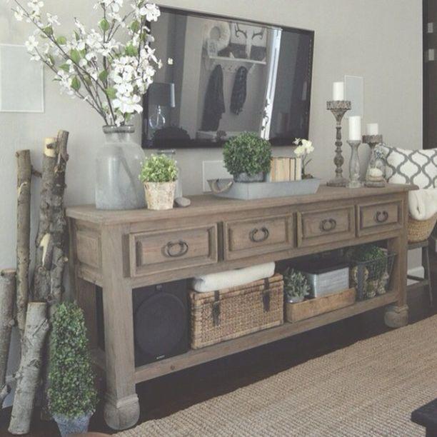 50+ Shabby Chic Farmhouse Living Room Decor Ideas Shabby chic - farmhouse living room decor
