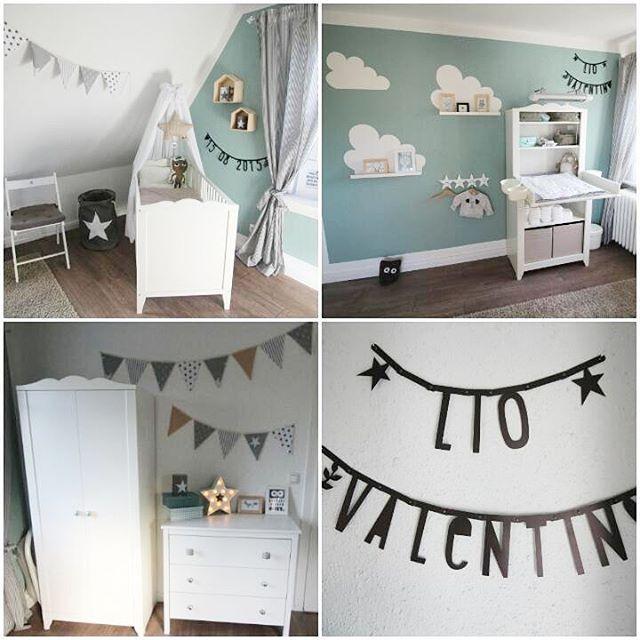 kinderzimmer #babyzimmer #baby #babyboy #kidsroom #babyroom - ikea online babyzimmer