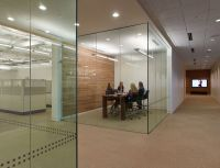 Glass conference room | office | Pinterest | Conference ...