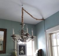 How to install an overhead light- with switch - in a room ...