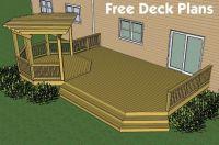 Deck Designs And Plans   Decks.com   free plans builders ...