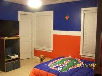 Blue+and+Orange+Room+Designs | Florida Gators Room - Boys ...