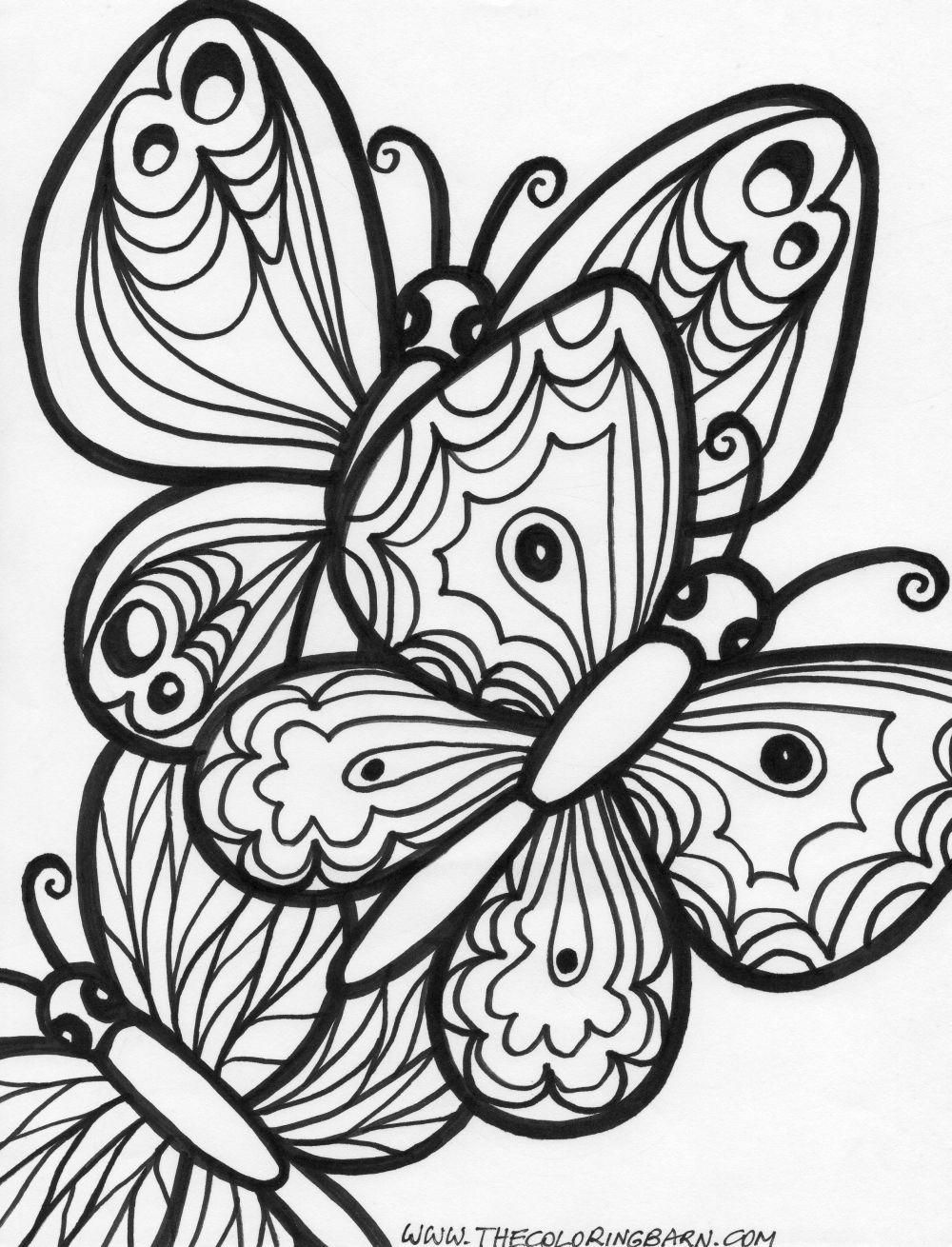Colouring pages for adults with dementia - Download