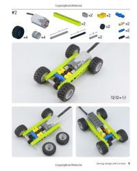 The LEGO Power Functions Idea Book, Vol. 2: Cars and ...