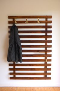 Modern Wall Mounted Coat Rack Ideas To Impress You : Mid ...
