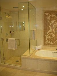 Beautiful Tub & Shower Combo