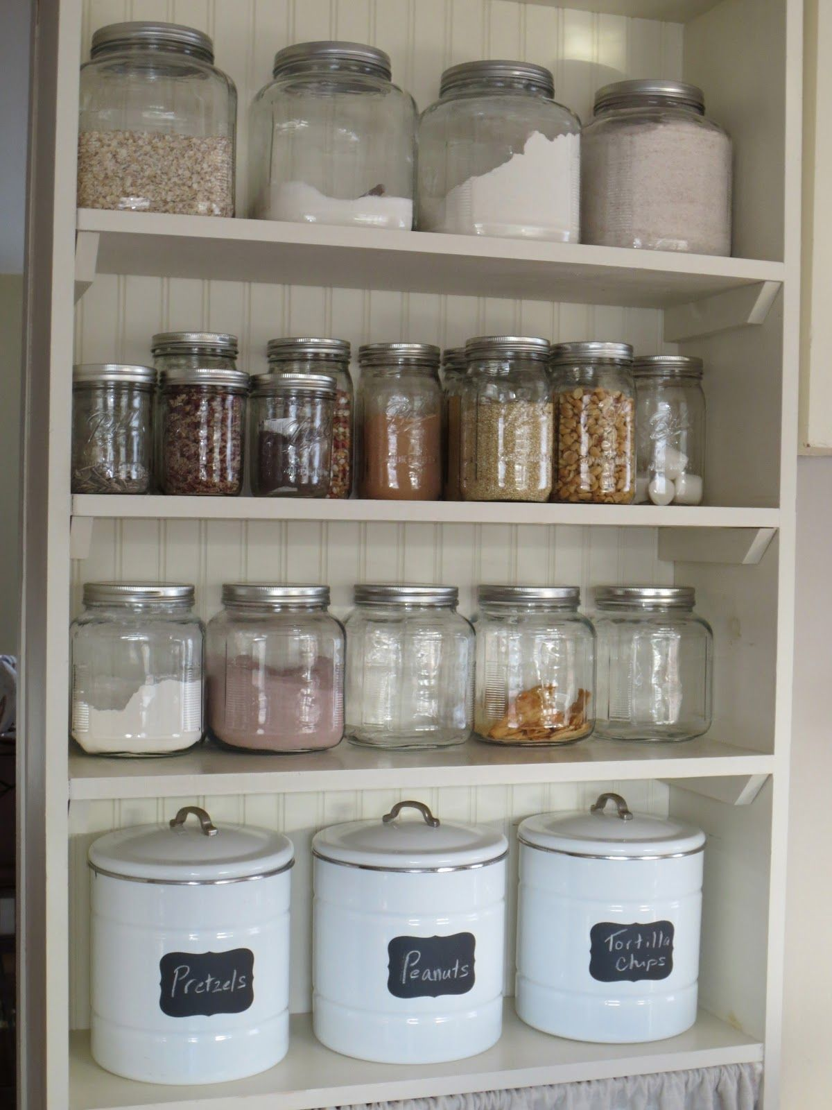 Just Jars Once Upon A Home Just Love Mason Jars For Dry Good