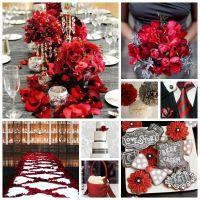 Best 25+ Red grey wedding ideas on Pinterest | Red wedding ...