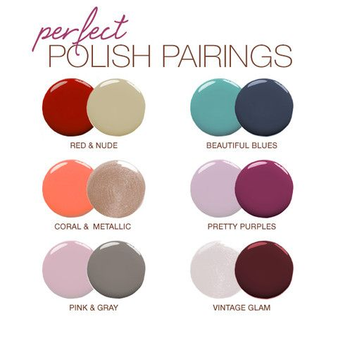 Polish Pairings Clothing Easy And Mani Pedi
