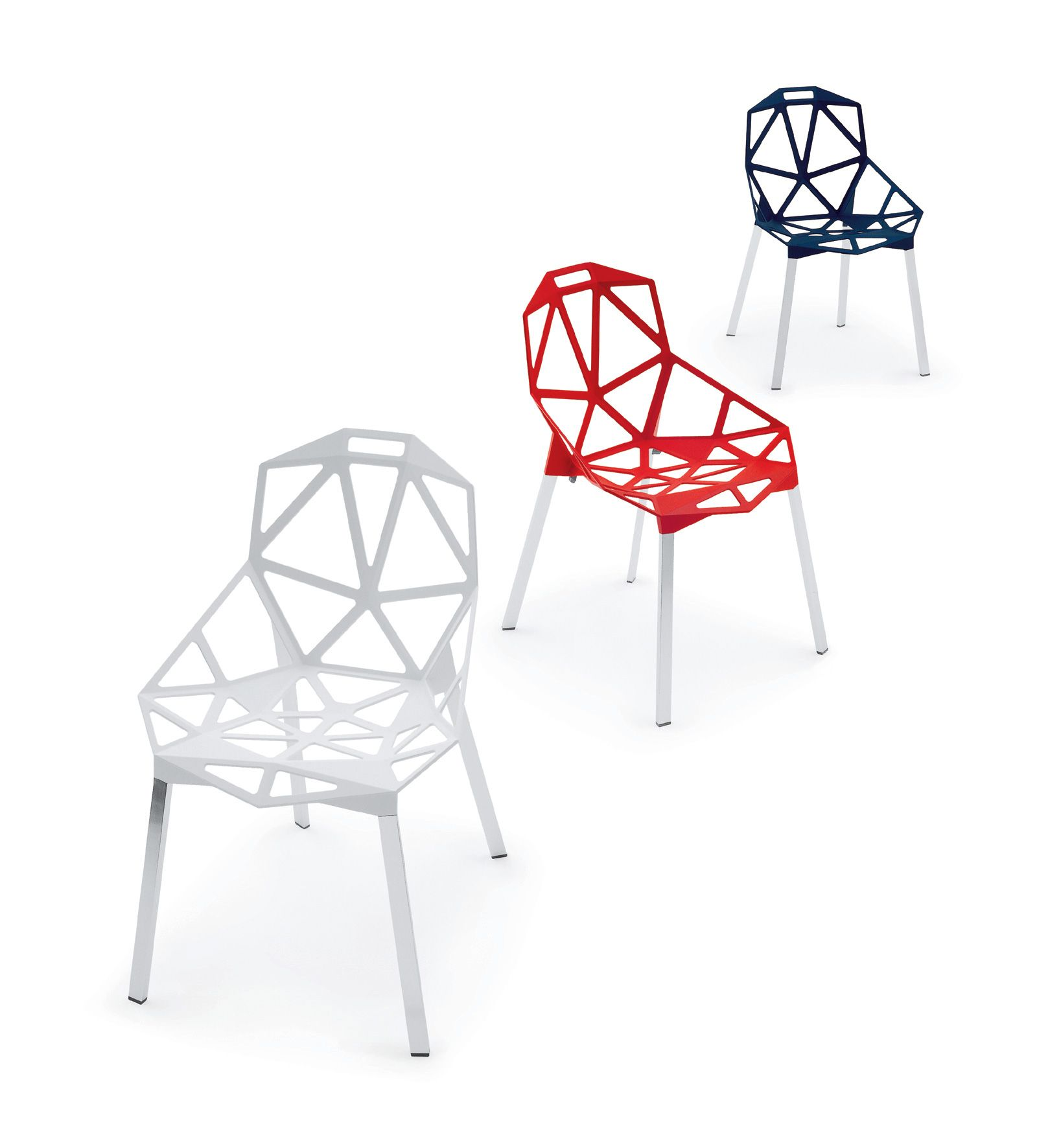 Chair One Grcic Chair One De Magis By Konstantin Grcic Garden Chair