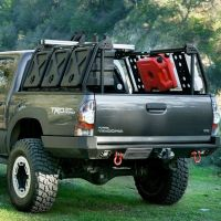 Tacoma Bed Rack: Active Cargo System for Short Bed Toyota ...