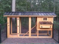 Awesome custom chicken coop from Carolina Coops ...