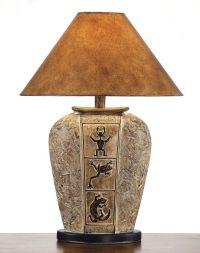 southwest table lamps | Southwestern Lamps, Southwest ...