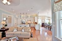 kitchen/dining/family room combo | living & kitchen ...