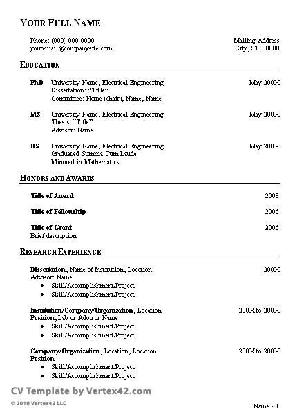 resume format 2016 12 free to download word templates newest - free pdf resume template