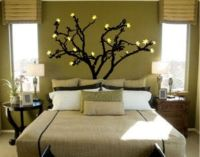 Wall Painting Designs For Bedrooms Ideas : A Tree Cool ...