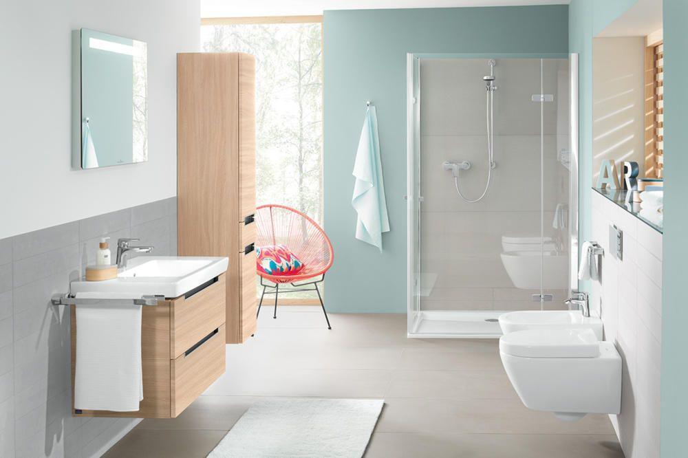 Badezimmer Modern Beige Grau u2013 edgetagsinfo - badezimmer beige grau weis