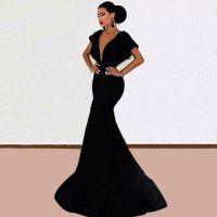 Find More Evening Dresses Information about New Elegant ...