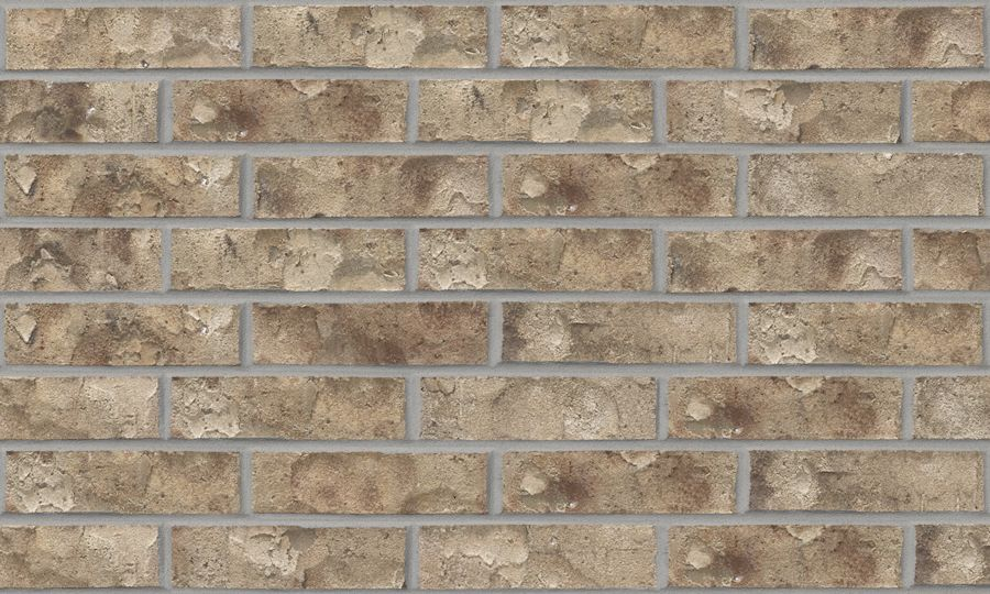 Acme Brick Photos Acme Brick | Cameron Hills Exterior Brick Color | Blanco