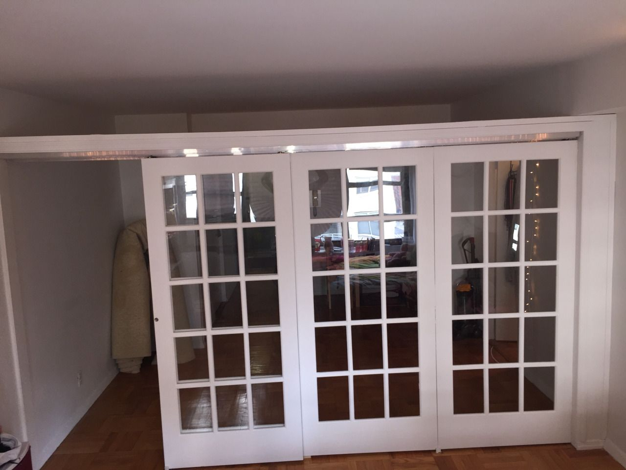 Temporary Room Separators Best Temporary Walls Sliding French Door Partitions