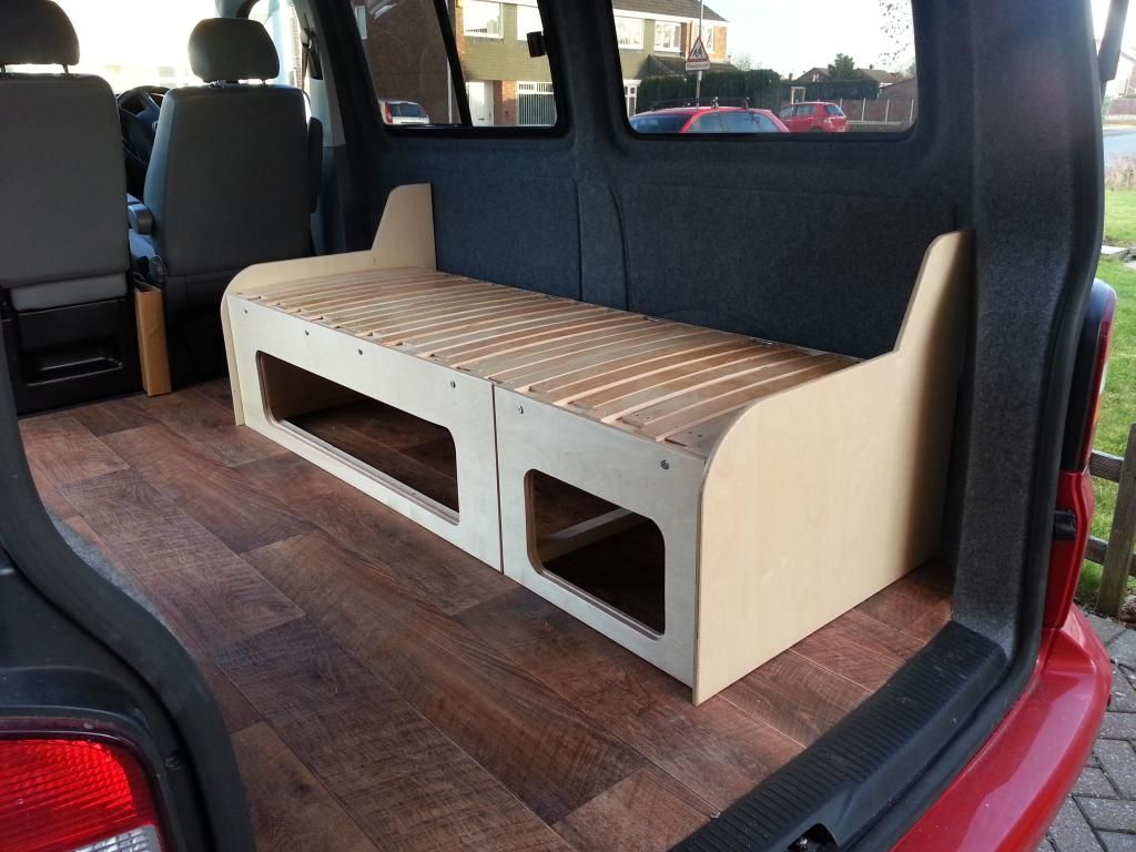 Ausziehbett Interio Alternative Layout Diy Build Vw T4 Forum Vw T5 Forum