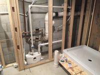 Saniflo bathroom with behind wall macerator. | Creative ...