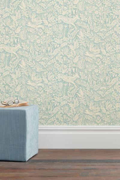 Buy Folkloric Wallpaper from the Next UK online shop   Studio   Pinterest   Uk online, Front ...