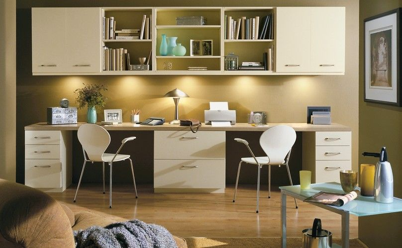 Inspiration 50+ Home Office Shelving Solutions Decorating - modern home office ideas
