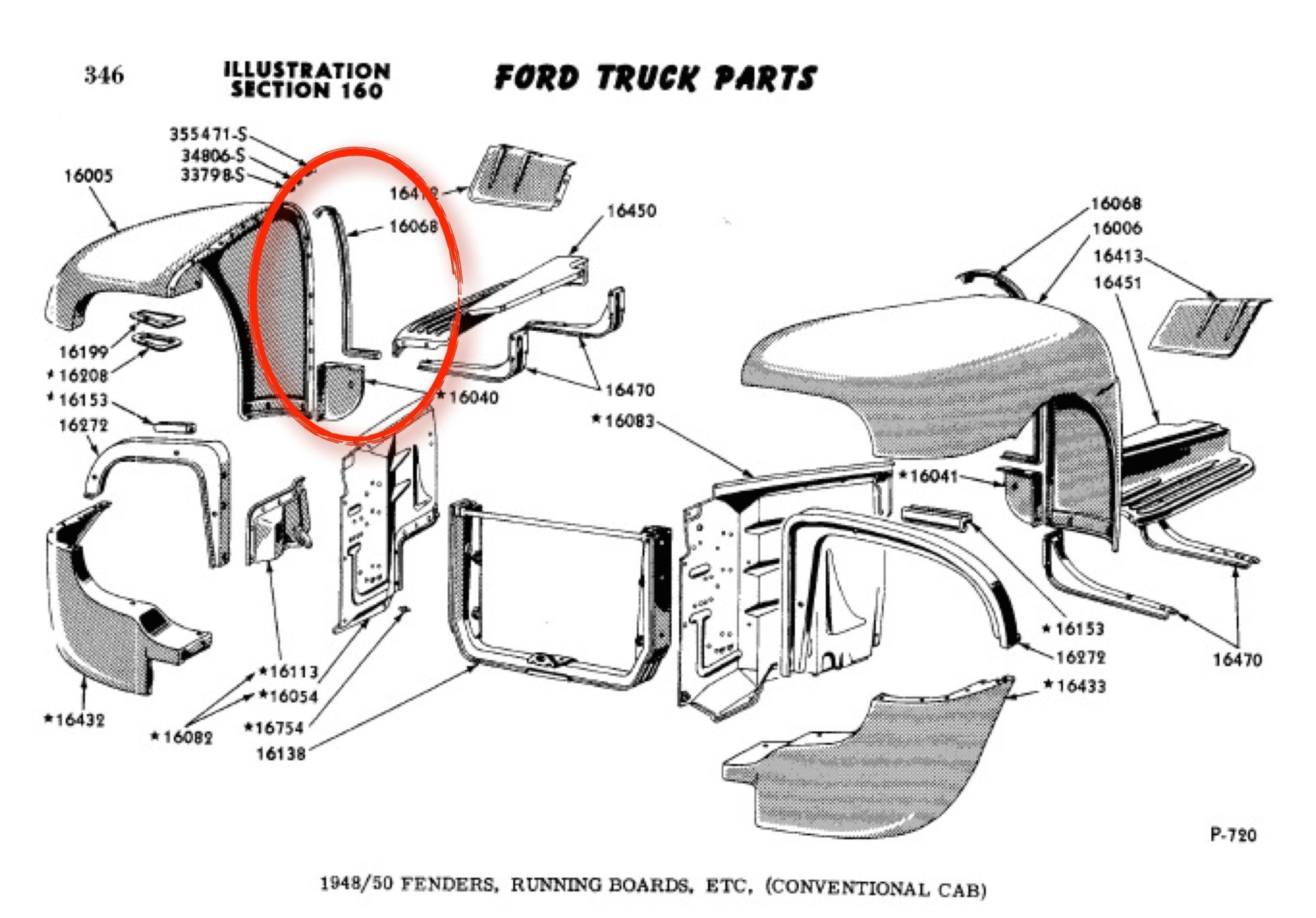 1941 ford truck interior