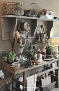 8 Beautiful Rustic Country Farmhouse Decor Ideas | Old ...