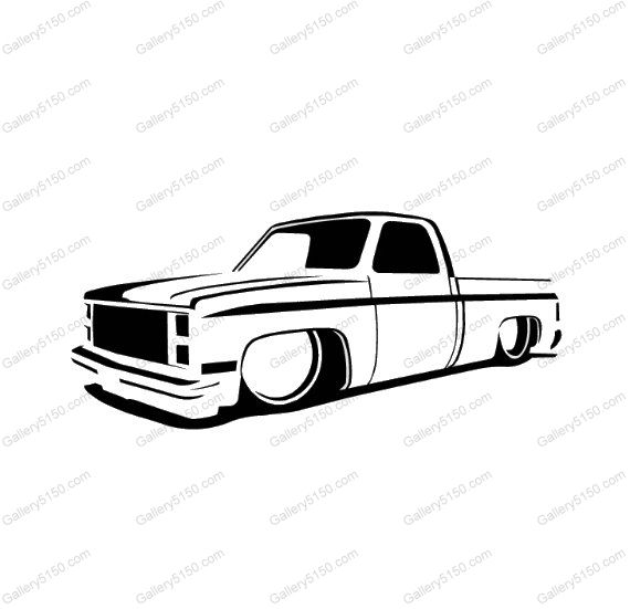 1983 chevy c10 pickup truck