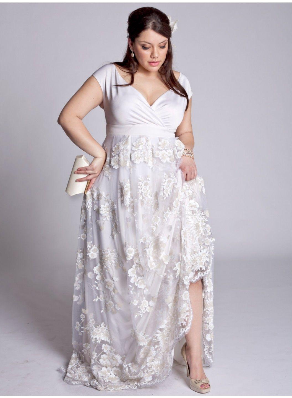 Vintage Lace Dresses Plus Size
