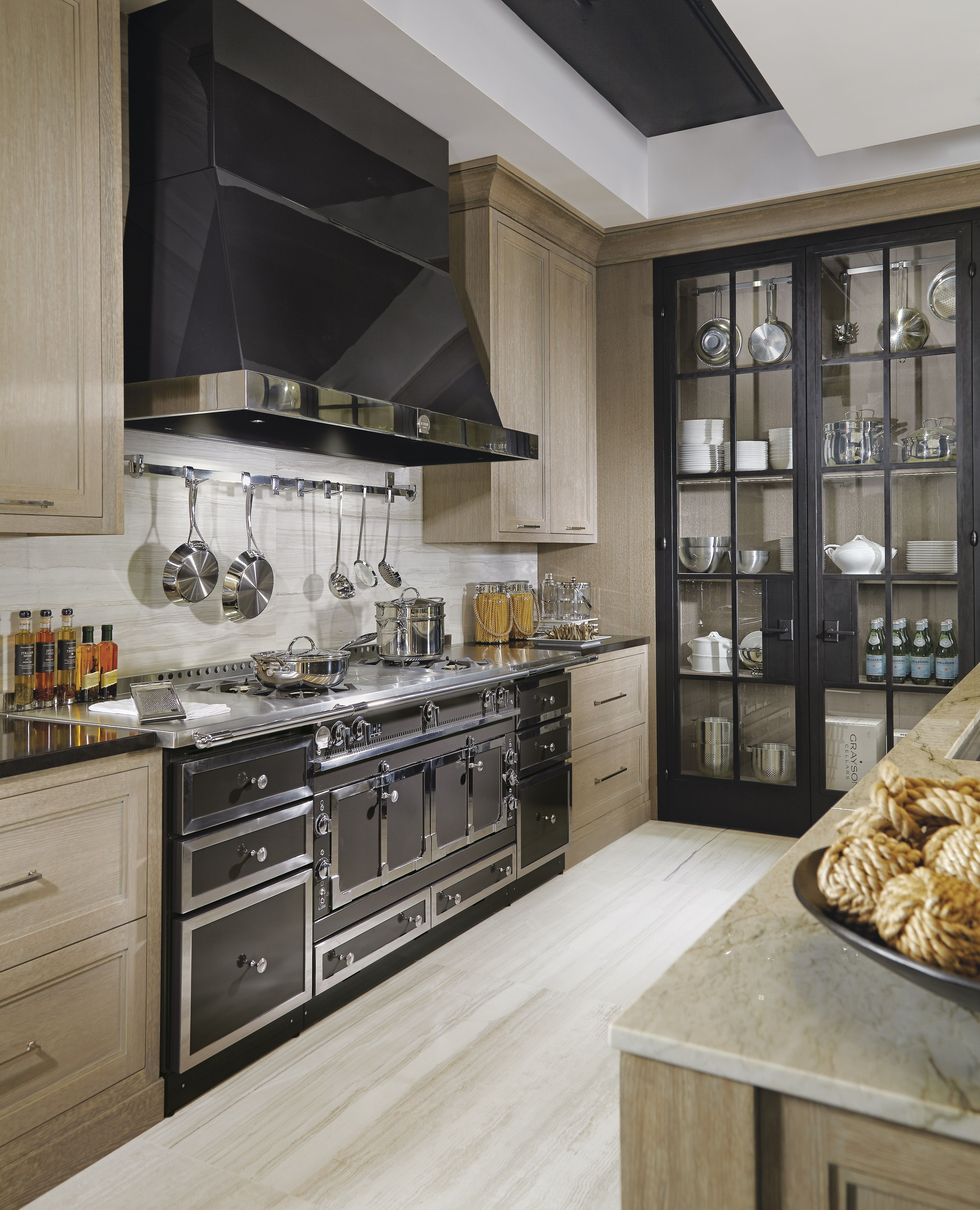La Cornue Herd La Cornue Lovely Kitchens And Bathrooms Pinterest