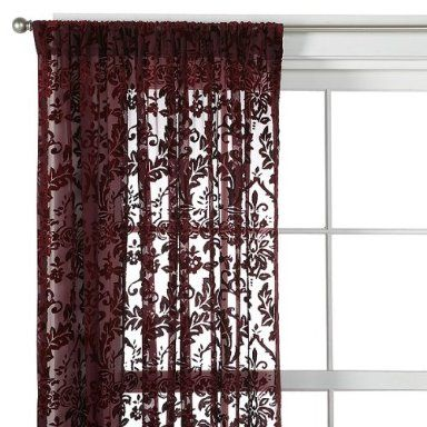 The Steampunk Home: My new curtains!