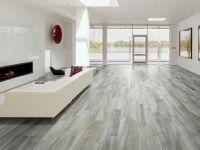 Happy Floors Hickory Fog 6 x 36 Porcelain Wood Look Tile ...