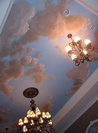 Brian Olson Studio - Ceiling Art images | Rooms ...